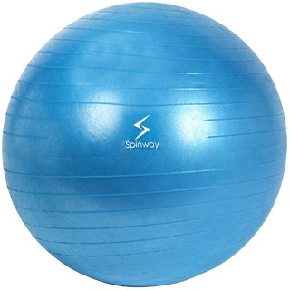 Spinway Football Pro Sw-500 For Professional Play Water Resistant | (Blue)