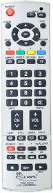 LRIPL UN55 Panasonic Universal LCD TV Remote Controller (Silky Grey)
