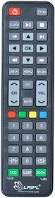 LRIPL V-2BG Videocon Universal LCD/LED TV Remote Controller (Black)