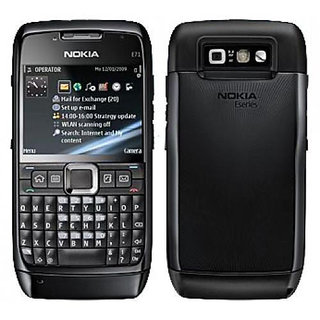 Nokia E71/ Good Condition/ Certified Pre Owned (1 Year Warranty) With 64Gb Memory Card