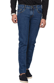 Waiverson Slim Fit Men's Blue Jeans