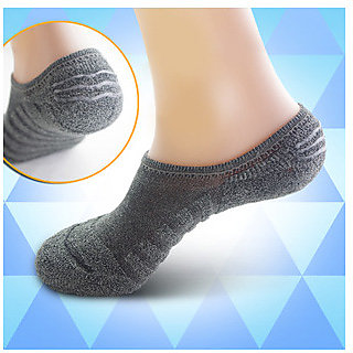DDH Multicolor Cotton Anti-Slip Casual Loafer Socks Pack Of 1 Pair