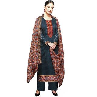 Women Dress Material Cotton Embroidery Dress Material  Dress Material Cotton Dress Material Embroidery for Women  Par