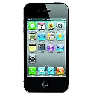 Refurbished Apple iPhone 4S (16GB , Black)