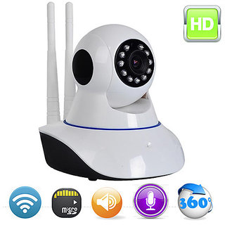 Branded Smart IP Camera Wireless 360 DEGREE MOBILE CONTROL ( Rotate Camera Horizontally or Vertically)