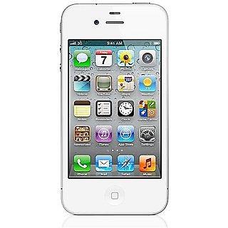 Refurbished Apple iPhone 4S (16GB , White)