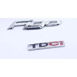 Car Ford Figo TDCI Emblem