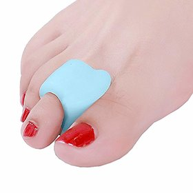 CuraFoot Toe Separator D Ring Pair for Toe Separation Foot Care
