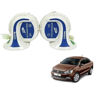 19d2ebcbf8219 Buy Auto Addict Mocc Car 18 in 1 Digital Tone Magic Horn Set of 2 For  Volkswagen Vento Online - Get 78% Off