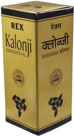 Rex Kalonji Oil / Black Seed Oil - 100ml