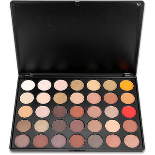 32 Colors Earth Tone Matte Eyeshadow Eye Shadow Powder Palette Makeup Set Kit