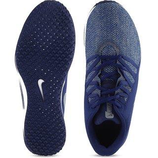 e88c67f0f40 Nike Varsity Compete Trainer Men'S Blue Sports Shoes