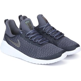 Buy Nike Renew Rival Men S Grey Sports Shoes Online - Get 27% Off 04adcb275