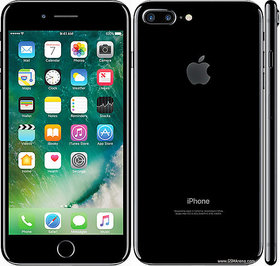 Apple Iphone 7 Plus 256Gb Black Refurbished Phone