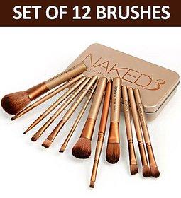 Naked3 Brush Set Combo(12pcs)