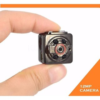1080P Full HD 12MP Digital Mini Camera Infrared Night Vision Micro Spy Camera JTQ08