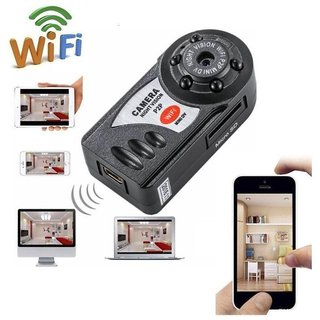 mini hidden camera 720p HD mini wifi camera spy camera for iPhone Android Phone iPad PC Remote View