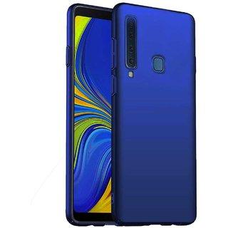 TBZ Hard Back Case Cover for Samsung Galaxy A9 (2018) -Blue