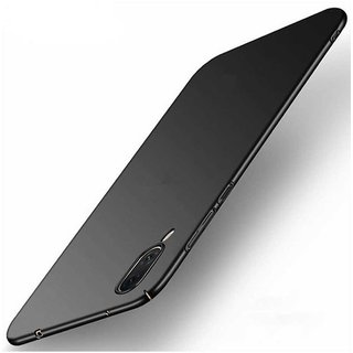 TBZ Hard Back Case Cover for Vivo V11 Pro -Black