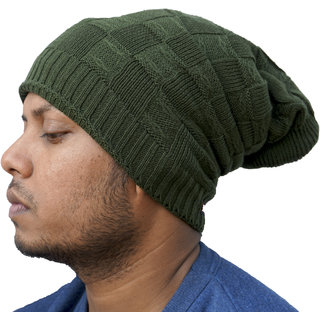 Buy winter trendy Fashionable cool dude style Men s Slouchy Beanie ... 5055b58e8e8