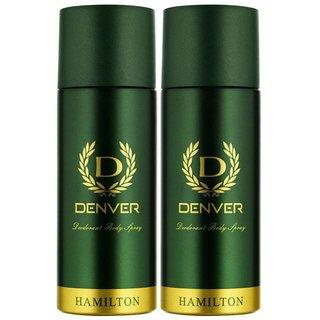Dnver Deodorants 2Pcs Combo