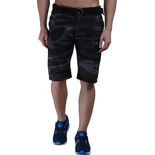 Xee Printed Men's Multicolor Chino Shorts