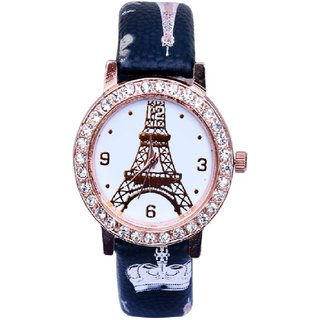 LUCASI BLUE LONDAN  Rich Look Designer Fancy Dial Women Watch - For Girls