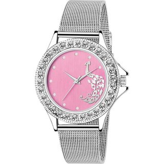 TRUE CHOICE NEW BRAND 2018 ANALOG WATCH FOR GIRL WITH 6 MONTH WARRANTY