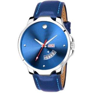 LUCASI BLUE Analog Men's Watch