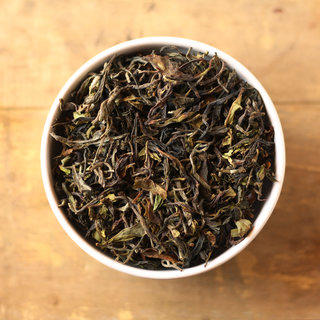 Teafloor Premium Big Leaf Darjeeling Black Tea|Anti-Inflammatory|Prevents Formation of Cancerous Cells|Tea Weight 100gm/3.5oz