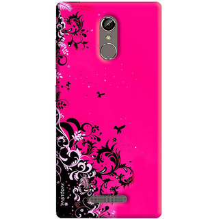 FABTODAY Back Cover for Gionee S6s - Design ID - 0069