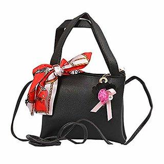 Purse Hut Multicolor Plain Handbag