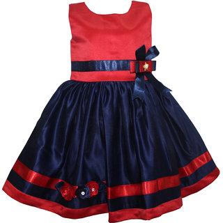 27de57dac12 Buy Elsa Collection Party Wear Girls Dress Online - Get 83% Off