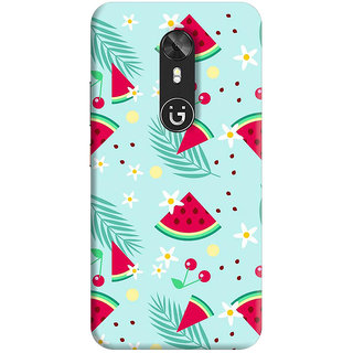 FABTODAY Back Cover for Gionee A1 - Design ID - 0897