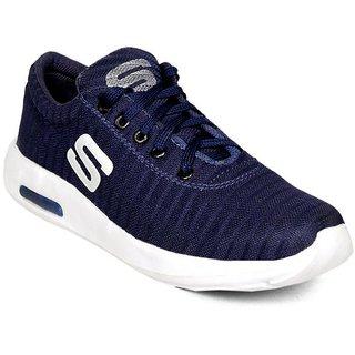 Shoe Master Men's Navy Sports Casual Shoe