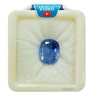 Neelam 5.25 -Ratti IGI Blue Blue Sapphire (Neelam) Precious Gemstone