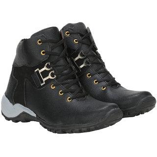 Rimoni Men's Black Boots