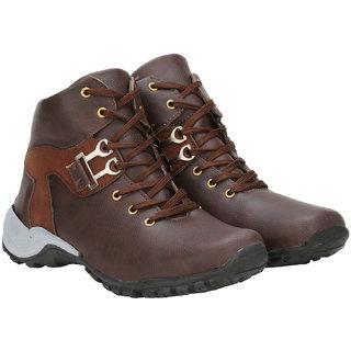 Rimoni Men's Brown Boots
