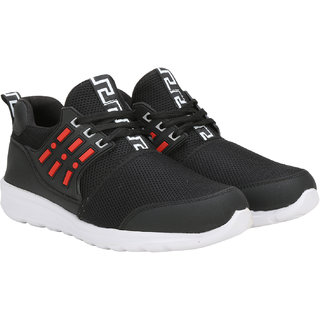 Rimoni Men's Black Running shoe