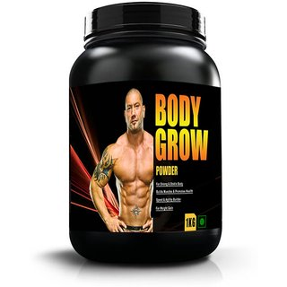 S  M Body Grow Powder 1 KG
