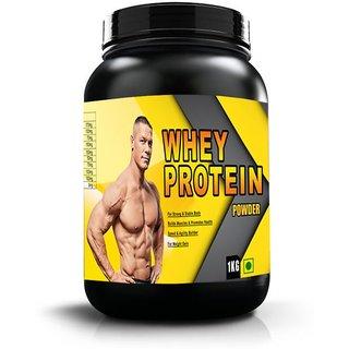 S  M Whey Protein Powder 1 KG