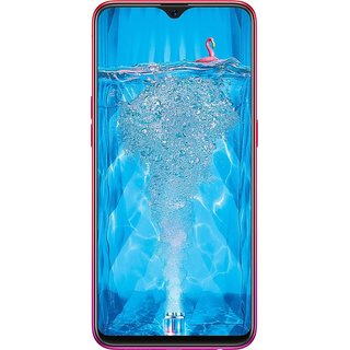 OPPO F9 Pro (Sunrise Red, 64 GB)  (6 GB RAM)