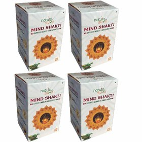 Nature Sure Mind Shakti Tablets with Natural Herbs  4 Packs (4 x 60 Tablets)