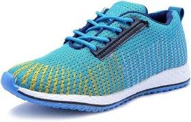 Imcolus Blue Men's Casual Shoes