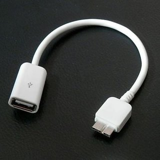 OTG Cable for Samsung Galaxy Note 3 Buy 1 Get 1 Free