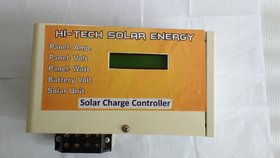 SOLAR CHARGE CONTROLLER 12V/24V - 40 AMP IN LCD DISPLAY MODE