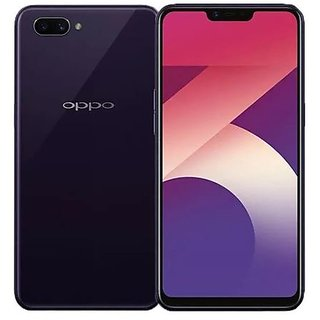 Oppo A3s (Full HD, IPS/ 6.2 inches/ Dual Sim/ Android/ RAM 2 GB/ 3G 4G/ WiFi/ 4200 mAh) (Purple)