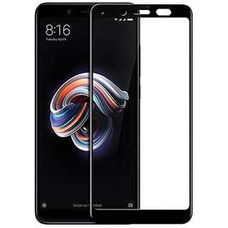 Imperium(TM) Edge to Edge Tempered Glass (Curved Arc Edges  9H Hardness) for Redmi Note 5