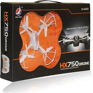 DY HX750 Drone Quadcopter (Without Camera) (White)