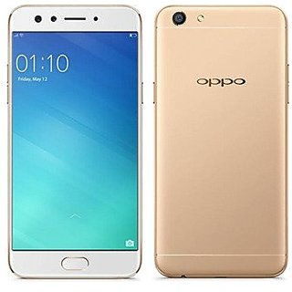 Oppo F3 (Oppo CPH1609) 64GB Gold Mobile